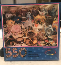Ceaco 550 Piece Puzzle Steeped In Tradition
