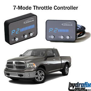 Dodge Ram 2009 - 2018 / Windbooster 7 Mode Throttle Controller