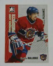 2006 ITG Heroes & Prospects Tomas Plekanec  Hamilton Bulldogs