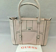 Guess Genuine Ladies Large Leisure Carrall Tote Bag BNWT Mink