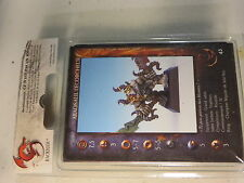 Confrontation Araqsaul The Skinner + Card, metal oop