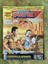 SUPER POWER 24 09/94 MAGAZINE DE JEUX VIDEO NINTENDO SEGA XBOX PLAYSTATION