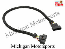 "Toyota MAF Mass Air Flow Sensor Extension Harness - 24"" Denso 5 wire pin"