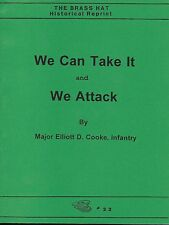 (WWI - USMC) WE CAN TAKE IT and WE ATTACK