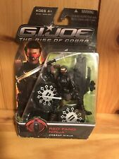 RED FANG NINJA Cobra Ninja 2009 Hasbro G.I. Joe The Rise of Cobra MOC