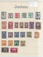 Yougoslavia Stamps   Ref: R6393