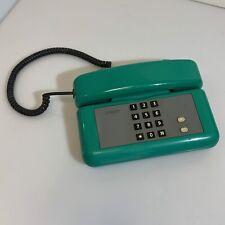 Telefono con cornetta SIP Design Giugiaro a tasti anni 90 Verde Scuro