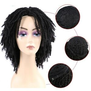 New Dreadlock Crochet Twist/Afro Kinky Curly Wig Braids Bohemia for Black Women