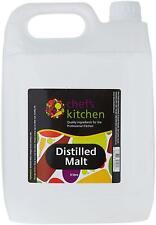 Distillée Vinaigre 5 L Pack de 2 Malt vinaigre assouplissant