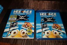 Ice Age: Continental Drift Blu-ray/DVD 2012 2-Disc Set with slipcover