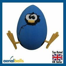 Hatching Egg Chick Blue Newborn Baby Boy Car Aerial Ball Antenna Topper NEW!