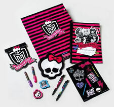 Monster High Fangtastic Study Kit New Over 20 Pieces School Supply Collection