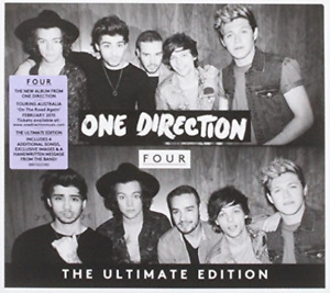 One Direction-Four (UK IMPORT) CD NEW