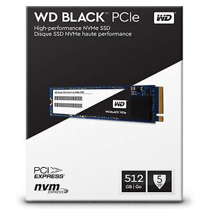 WD Black M.2 Internal SSD 250GB/500GB/1TB Solid State Drive SATA 6Gb/s
