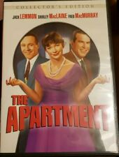 The Apartment (Dvd, 2001) Jack Lemmon Shirley MacLaine Free Shipping