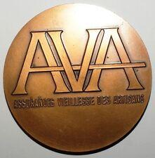 MEDAILLES - Medaille Assurance Vieillesse des Artisans 40 Anniversaire (9178 M)