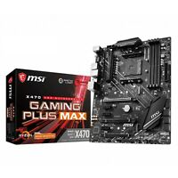CCL 4.4GHz AMD Ryzen 5 3600X Bundle - MSI X470 GAMING PLUS MAX Motherboard