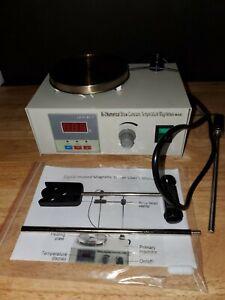 Digital Heated Magnetic Stirrer Hot Plate Laboratory