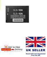 SLB-10A camera  Battery FOR Samsung  SL102 SL202 SL420 SL620  UK