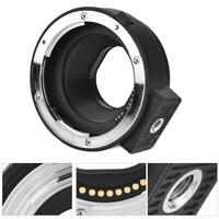 Meike MK-C-AF4 Adapter Ring for Canon EOS-M Mount Mirrorless to EF EF-S Lens CHW