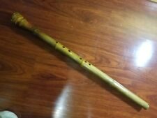 Xiao Chinese bamboo flute key of F 箫