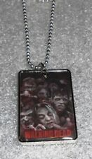 WALKING DEAD - ZOMBIE APOCALYPSE - DOG TAG NECKLACE - NEW IN PACKAGE COLLECTIBLE