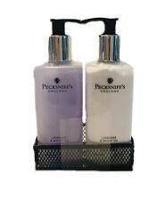 Pecksniff's Lavender & White Tea Hand Soap & Hand Cream 2 Pack New