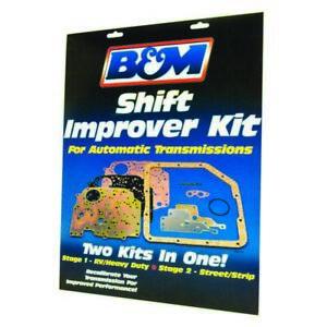 Automatic Transmission Valve Body Kit Shift Improver Kit, 80-92 AOD Transmission