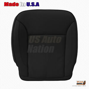2010 2011 2012 Mercedes Benz GL450 GL550 Black Bottom Perforated Leather Cover