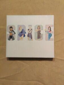 Spice Girls Cofanetto Edizione Limitata Francese CD Spice /Spice World