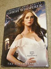 Ghost Whisperer: The Final Season (DVD, 2010, 6-Disc Set),NEW & SEALED,REGION 1