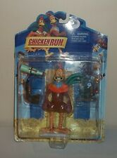 Chicken Run Action Figure - Ginger with Tunnel Digger & Fence Cutter - New