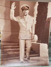 VINTAGE WW2 GENERAL DOUGLAS MACARTHUR SIGNED SIGNATURE AUTOGRAPHED PHOTO