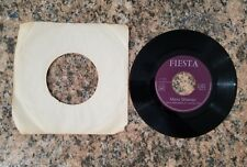 MANU DIBANGO SOUL MAKOSSA/LILY, 1ST. FRENCH PRESS, FIESTA RECORDS 45RPM, 1971-72
