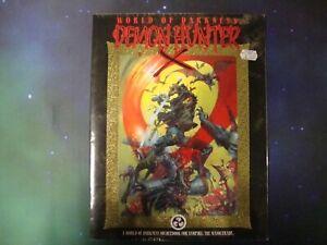 World of Darkness: Demon Hunter X-White Wolf RPG
