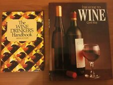 The Guide to Wine & The Wine Drinkers Handbook Combo