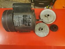 Electric ac motor v 120/240 hp 3/4