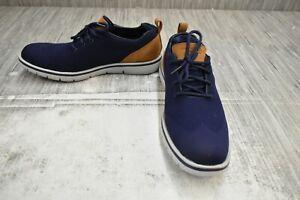 Mark Nason Los Angeles Bradmoor 68604 Casual Shoes, Men's Size 9, Navy