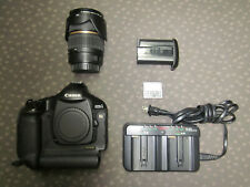 CANON EOS-1DS MARK iii DIGITAL CAMERA BUNDLE WITH TAMRON 28-75MM F 2.8 LENS