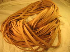 """Leather New Bird Toy Leather 33 Strips,1/4"""" X 48""""ea , Bird Toy's & Craft's."""