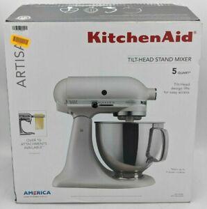 Kitchen Aid Artisan Tilt-Head Stand Mixer 5 Quart KSM150PSMH -CSS1082