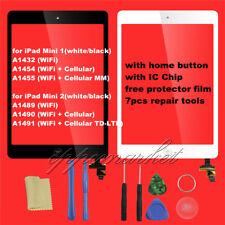 For iPad mini 1 A1432 A1454 A1455 Mini2 A1489 A1490 A1491 Touch Screen Digitizer