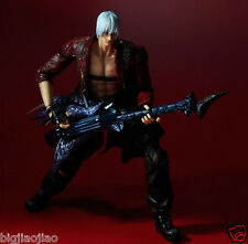 NEW Play Arts Kai Devil May Cry 3 Dante PVC Action Figure Model
