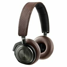 B&O PLAY by Beoplay H8 Wireless Headphones Active noise cancelation, Gray Hazel