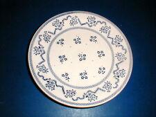 Johnson Bros/Brothers Blue PETITE FLEUR Bread Plate/s (loc-D35)