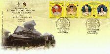 Sultan Negeri Sembilan, King, Royal Important People Malaysia 2009 (stamp FDC)