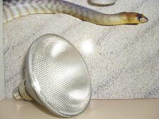 REPTILE FROG CHICKEN BIRD Halogen 100watt R125 E27 UV HEAT - globe