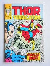 THOR e i Vendicatori 220 - Iª serie -  Ediz. CORNO 1979