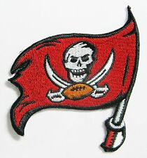 LOT OF (1) NFL TAMPA BAY BUCCANEERS PATCH PATCHES IRON-ON LOGO (TYPE A) # 20