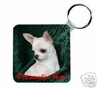 Chihuahua      Personalized  Breed  Key   Chain